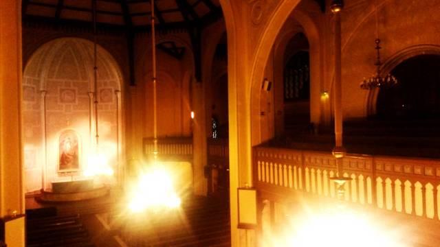 Hiljainen kirkko